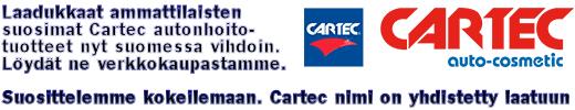 Cartec banner